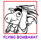 FLYING BOMBANAT